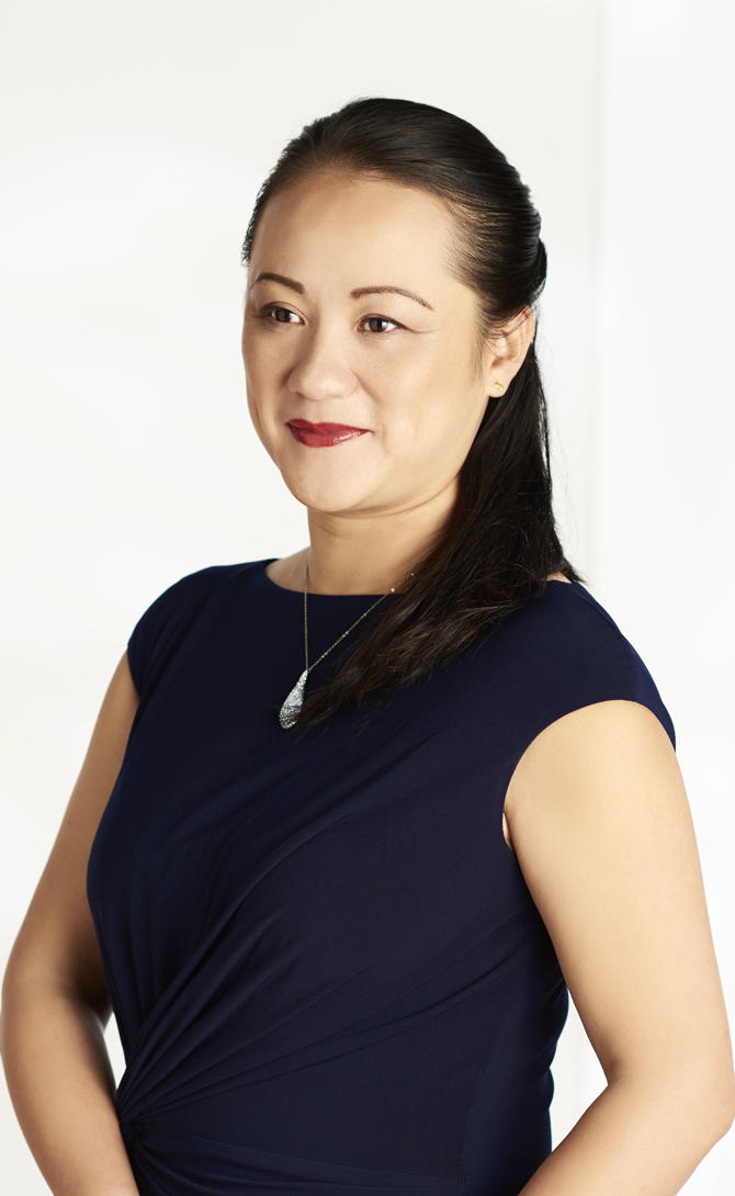 Isabella lu real estate agent melbourne