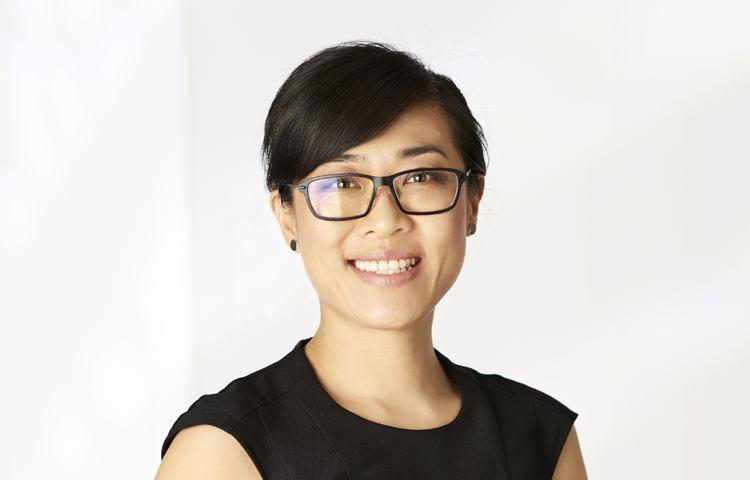 Zoe zhao real estate agent south yarra